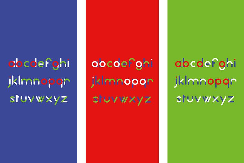 alphabet typographie bambino créatrice enfant giustina