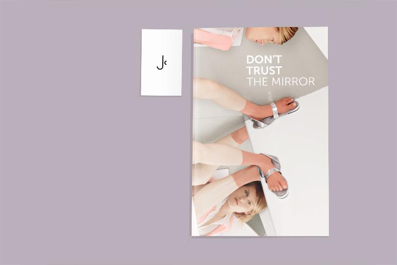 catalogue créatif collection marque justine chanal giustina