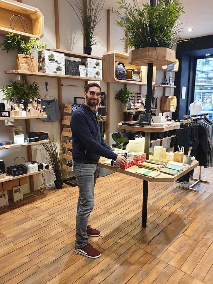 concept-store Lyon Heureux comme un prince Florent