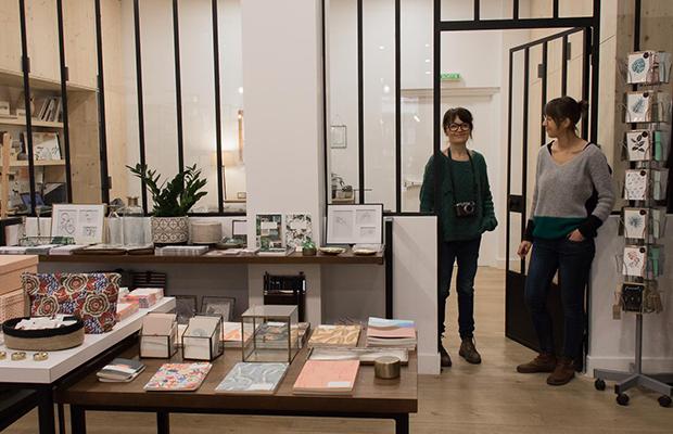 concept-store Lyon Maison Mathuvu Anne-gabrielle Karine