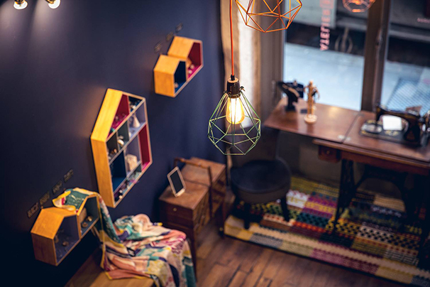 concept-store Lyon Pause création