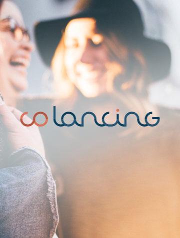Colancing, marque, identité visuelle